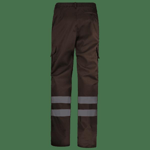wr100-pantalon-multibolsillos-basico-marron-espalda